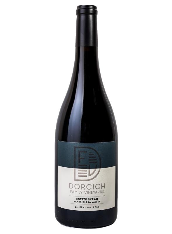 Estate Syrah - Dorcich Family Vineyards