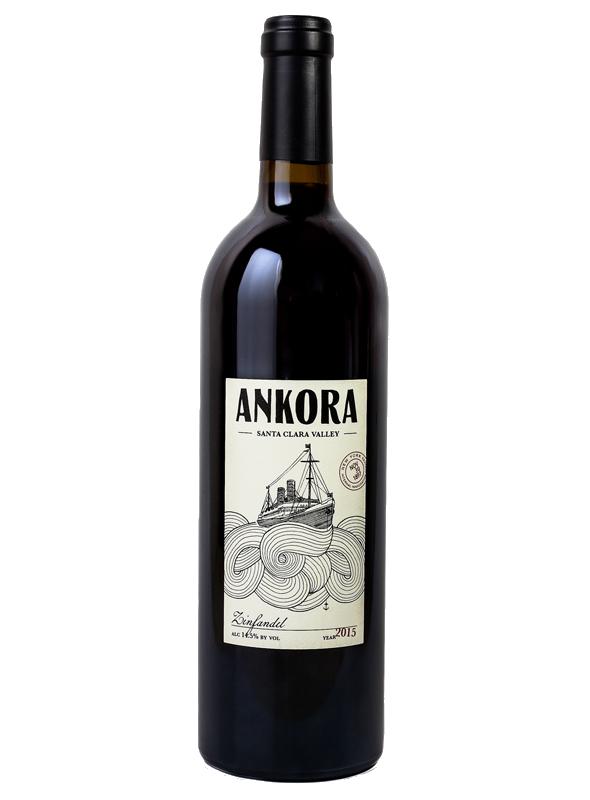 Ankora Zinfandel - Dorcich Family Vineyards