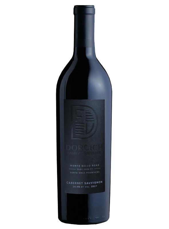 DFV 2017 Monte Bello Cabernet Sauvignon