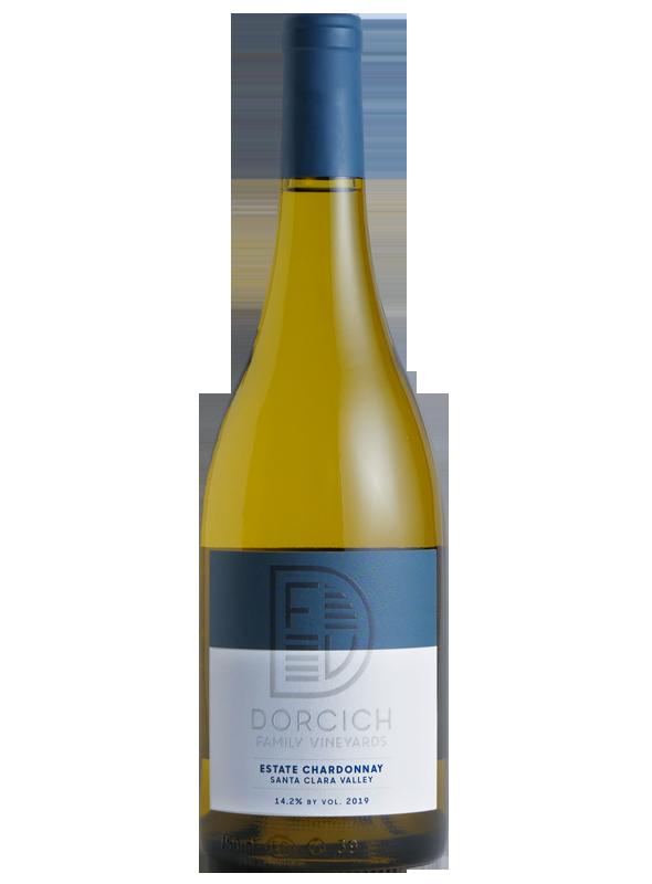 DFV 2019 Estate Chardonnay - Dorcich Family Vineyards