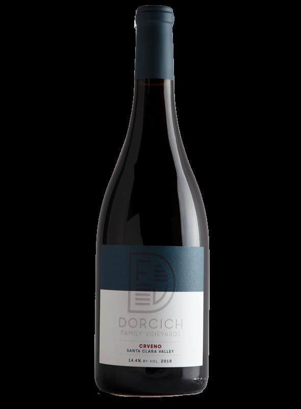 2018 Crveno - Dorcich Family Vineyards