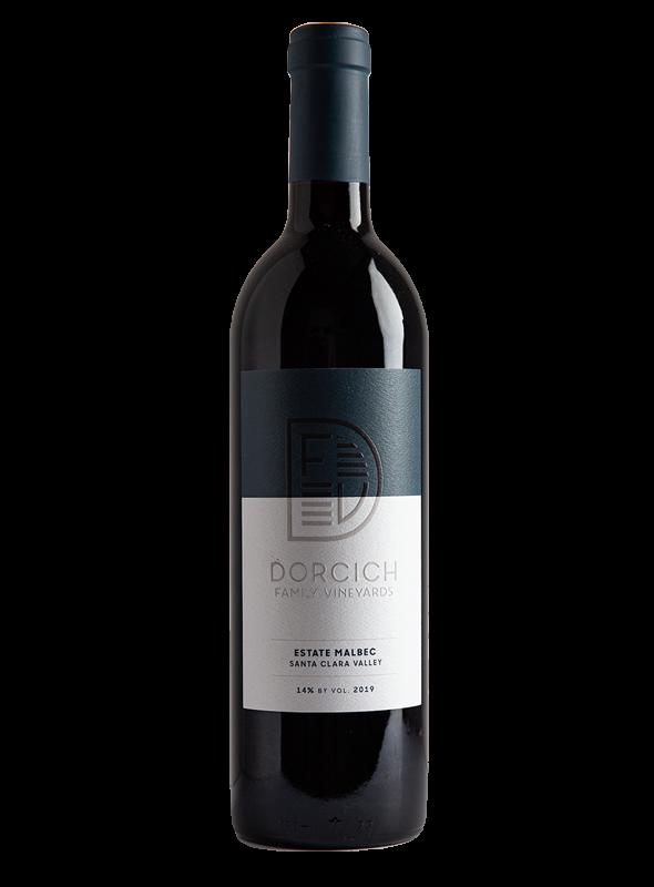 2019 DFV Estate Malbec - Dorcich Family Vineyards