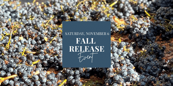 Fall Wine Release Event - DFV